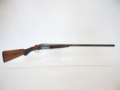 Lot Lincoln Jeffries Jnr 12 bore shotgun LICENCE REQUIRED