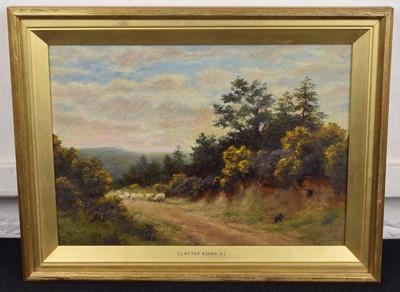 Lot 71 - Harry Clayton Adams (British 1876-1956)