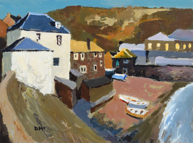 Lot 96 - Donald McIntyre R.I., R.Cam.A., S.M.A. (British 1923-2009)