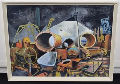 Lot 20 - Charles Oakley (British 1925-2008)