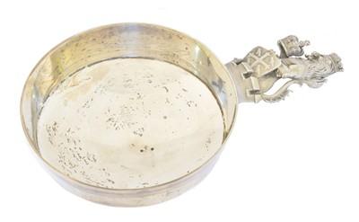 Lot 139 - An Elizabeth II commemorative silver bowl