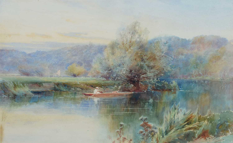 Lot 37 - Alfred Fontville De Breanski Jnr. (British 1877-1957)
