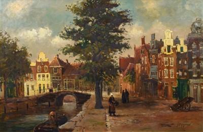 Lot 76 - J.C. Keyman (20th century)