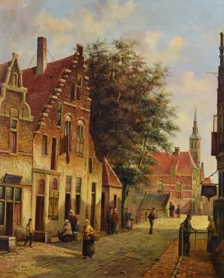 Lot 78 - Pieter Cornelis Steenhouwer (1896-1972)