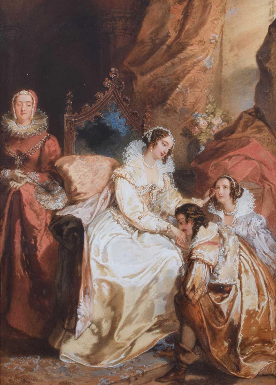 Lot 84 - Louisa Seyffarth nee. Sharpe (British 1798-1843)