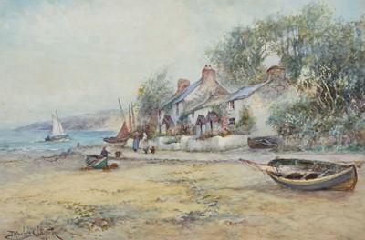Lot 9 - Joseph Hughes Clayton (exh. 1891-1929)