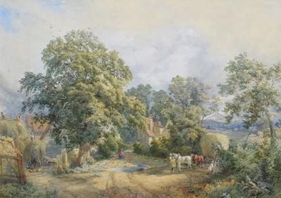 Lot 28 - Charles Davidson (British 1820-1902)