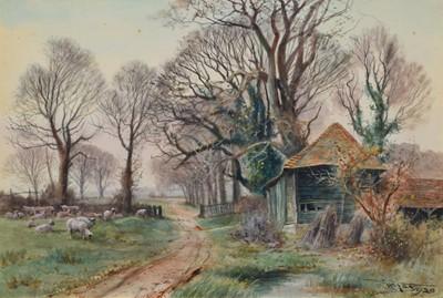 Lot 24 - Henry Charles Fox R.B.A. (British 1860-1925)