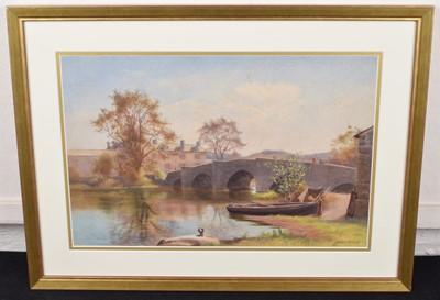Lot 34 - James Aitken (fl. 1880-1935)