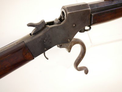 Lot Stevens 32 rimfire  rifle