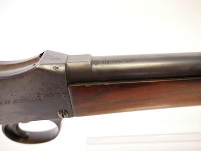 Lot BSA .310 Cadet rifle serial number 75243