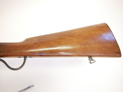Lot Army and Navy 297/230 take down rifle with bayonet.