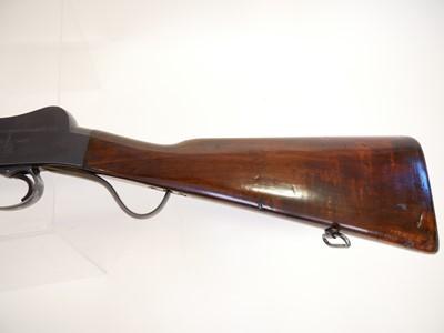 Lot BSA Military trainer .310 rifle.