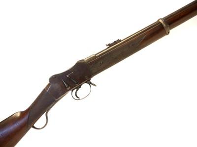 Lot Martini Henry 577/450 short rifle