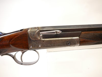 Lot Holland and Holland .295 rook rifle