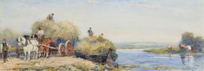 Lot 44 - Robert Thorne Waite R.W.S. (British 1842-1935)