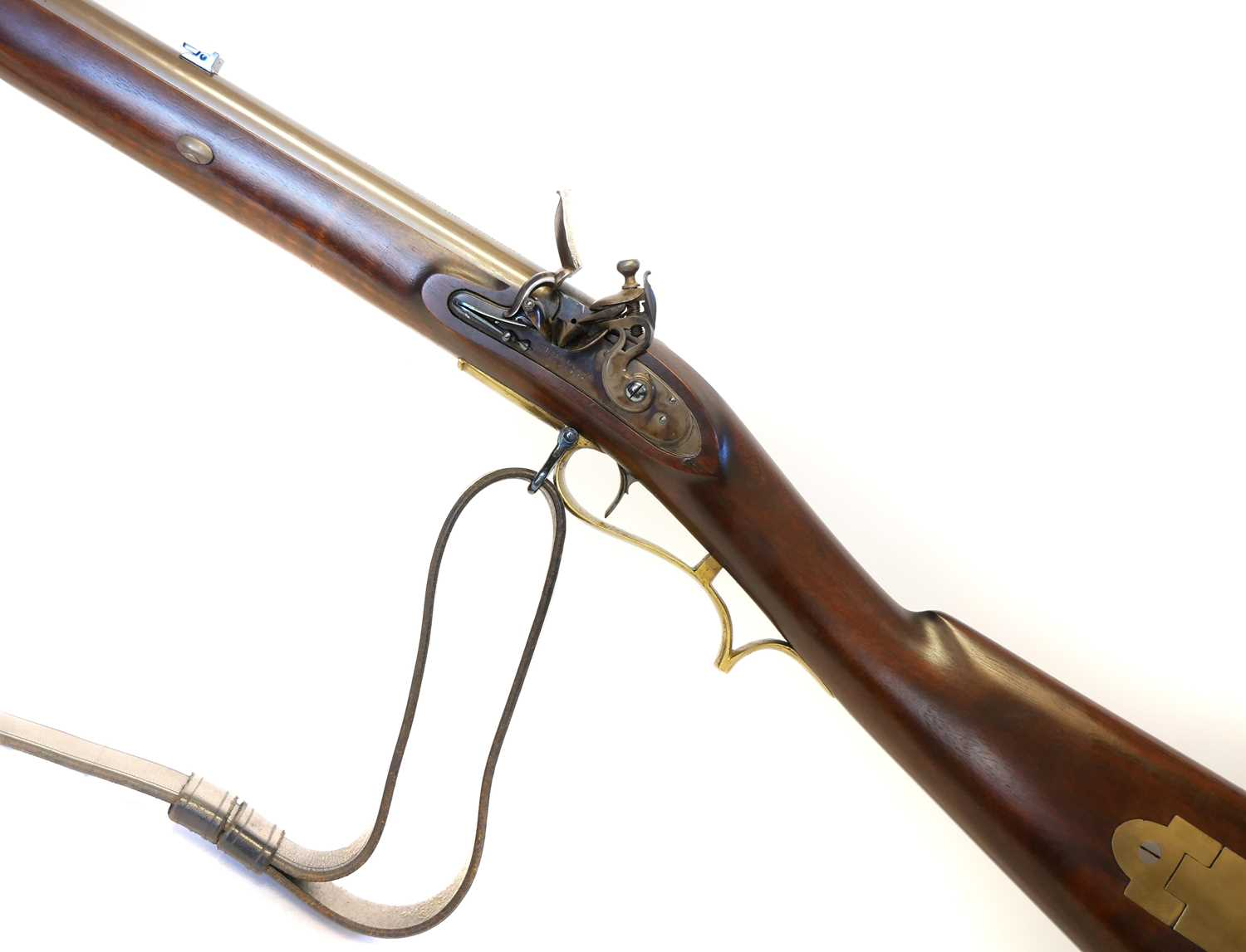 Lot Left hand Peter Dyson Flintlock Baker Rifle LICENCE REQUIRED