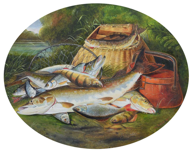 Lot 32 - After Henry Leonidas Rolfe (fl. 1847-1881)