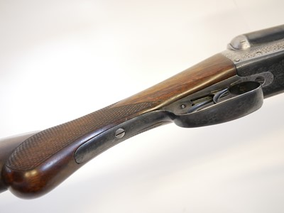 Lot Cogswell and Harrison 12 bore side by side LICENCE REQUIRED