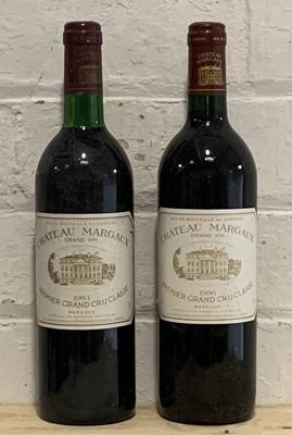 Lot 51 - 2 Bottles Lot Chateau Margaux