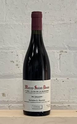 Lot 83 - 1 Bottle Morey St Denis 1er Cru 'Clos de la Bussiere' Domaine G Roumier 1996