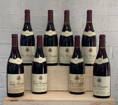 Lot 84 - 8 Bottles Vosne Romanee and Vosne Romanee Premier Cru from Domaine Jean-Marc Millot
