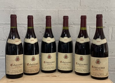 Lot 86 - 6 Bottles Echezeaux Grand Cru from Domaine Jean-Marc Millot