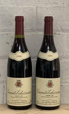 Lot 87 - 2 Bottles Grands Echezeaux Grand Cru from Domaine Jean-Marc Millot