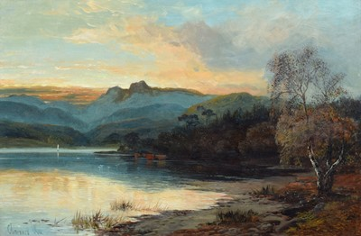 Lot 4 - Clarence Henry Roe (British 1850-1909)