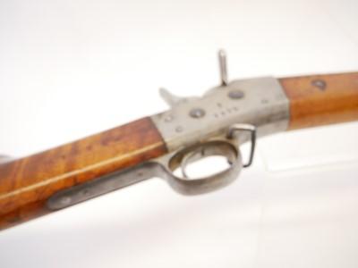 Lot Swedish 1867-89  8x58 rolling block rifle