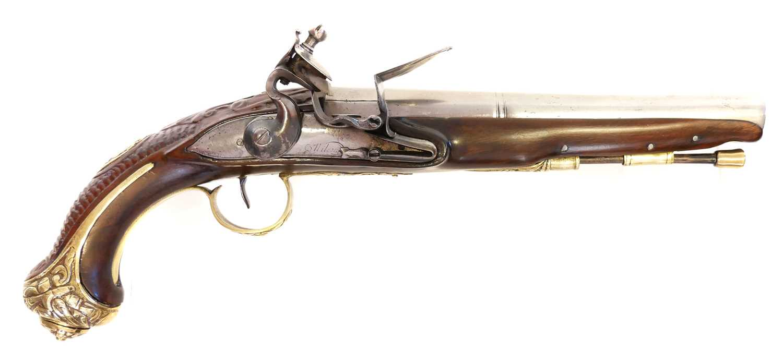 Lot Flintlock pistol