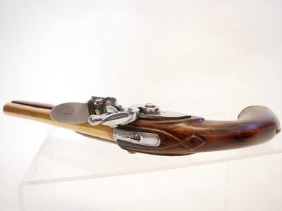Lot Reproduction 'Ketland' Flintlock pistol