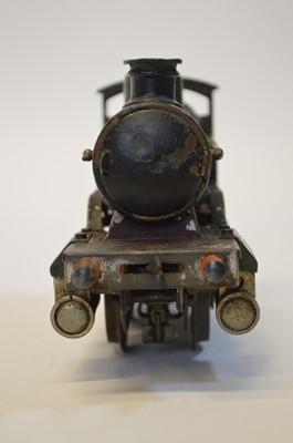 Lot Bing spirit-fired locomotive