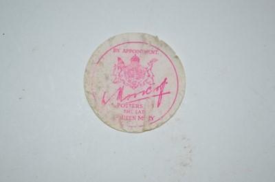 Lot Moorcroft Clematis ginger jar