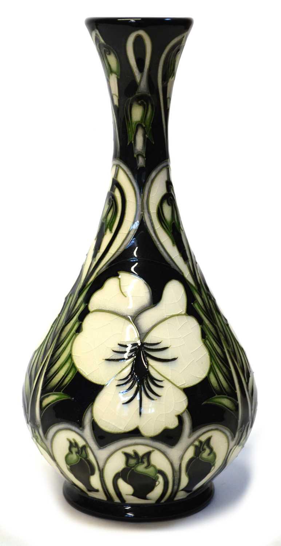 Lot Moorcroft 'Harlequinade' vase