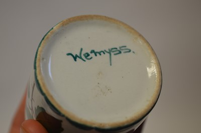 Lot Six pieces of Wemyss pottery
