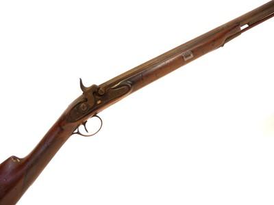 Lot Dixon percussion 18 bore sporting gun