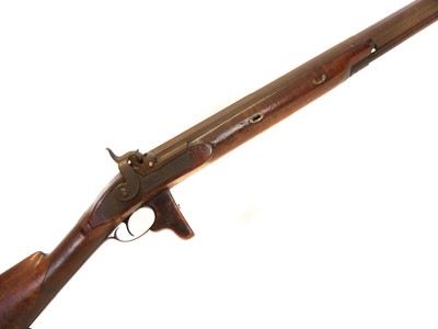 Lot Horsley of York percussion 6 bore wild fowling gun