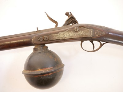 Lot Ball reservoir air rifle by Bate of London