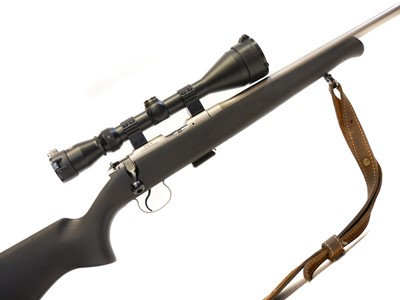 Lot CZ .22lr bolt action rifle LICENCE REQUIRED