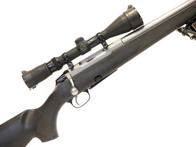 Lot Tikka M595 .243 bolt action rifle LICENCE REQUIRED
