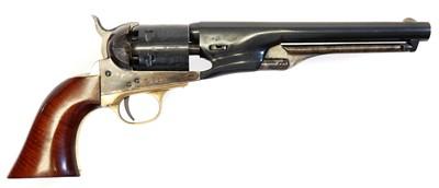 Lot Uberti .36 1861 Navy revolver serial number 137170