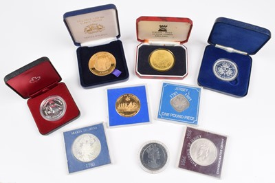 Lot 12 - Selection of modern coinage from George V and later (quantity).