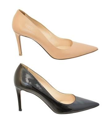Lot 29 - Two pairs of Prada heels