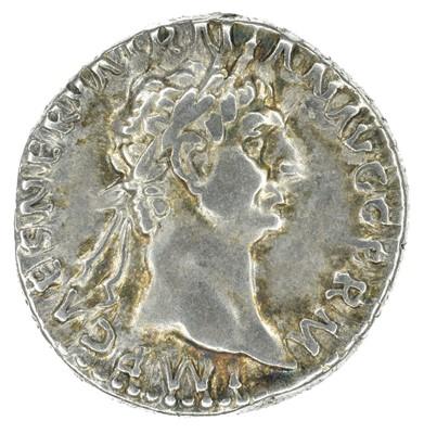 Lot 5 - Trajan (98-117AD), Denarius, silver.