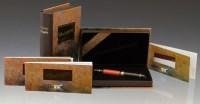 33 - 2 Montblanc Hemmingway pens