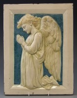 213 - Della Robbia plaque