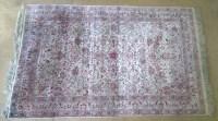 440 - Silk Kaisary carpet.