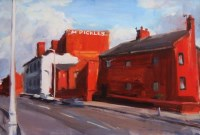 301 - Liam Spencer, M. Pickles, oil.