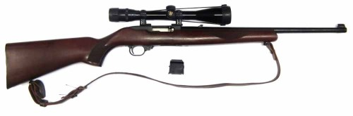 Lot 52-Ruger 10-22 semi automatic .22LR rifle